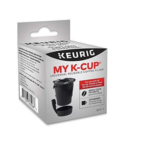 Keurig Universal Reusable K-Cup, Compatible with All Models - Asante Harvest