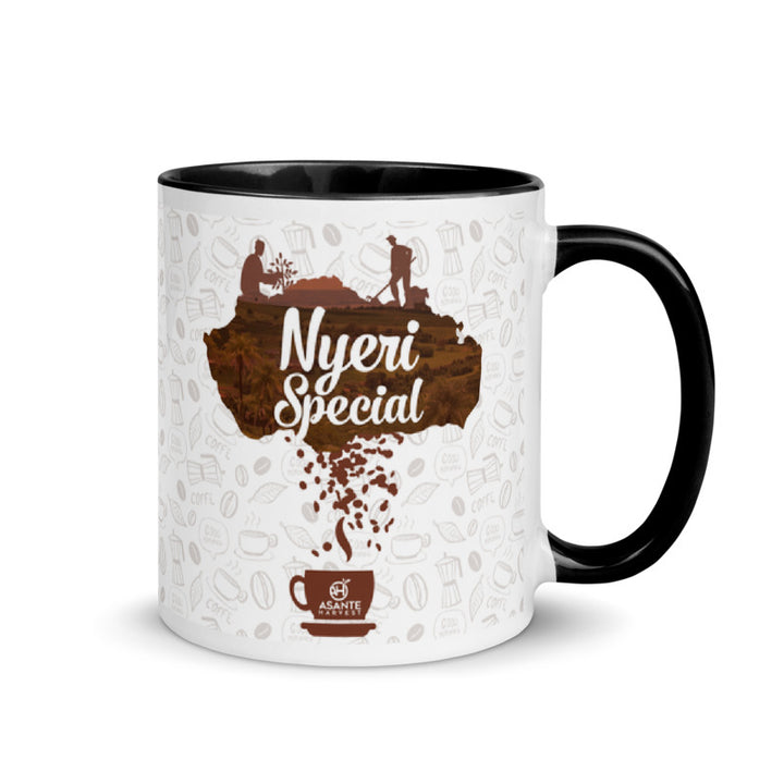 """Nyeri Special"" Ceramic Coffee Mug"