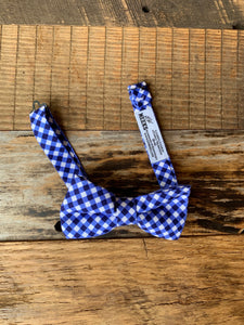 Cheerful Check Junior Bow Tie