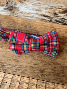 Holiday Harmony Junior Bow Tie