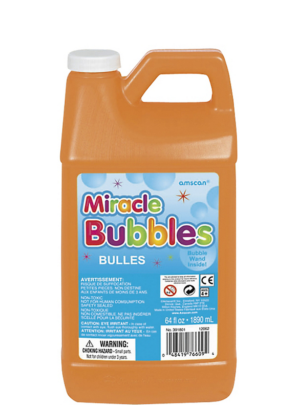 Bubbles 64 fl oz- 1ct