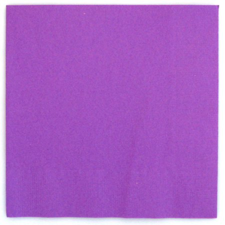 Purple Napkins- 24ct