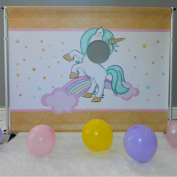 Unicorn Party Game Rental