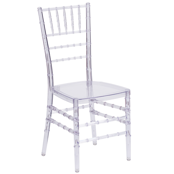 Chiavari Chair Ice Crystal- Rental