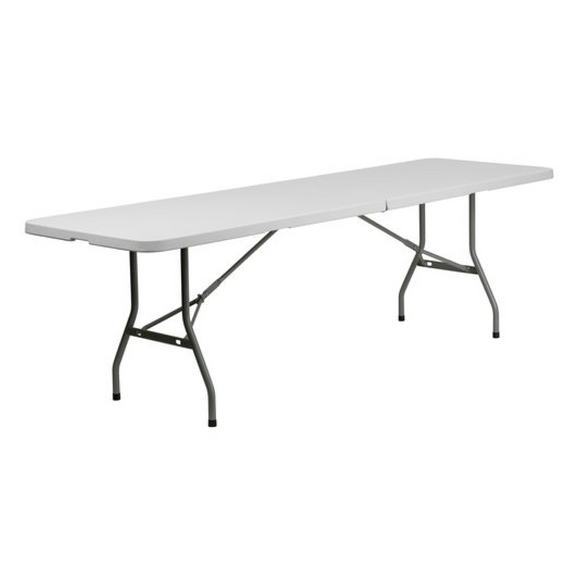 8' Folding Table- Rental