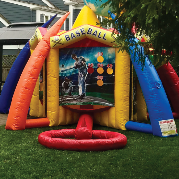 Junior World Sports Inflatable- Rental