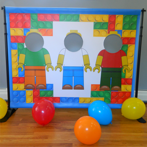 Building Block Party Game Rental