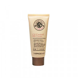 Oil control BB Cream