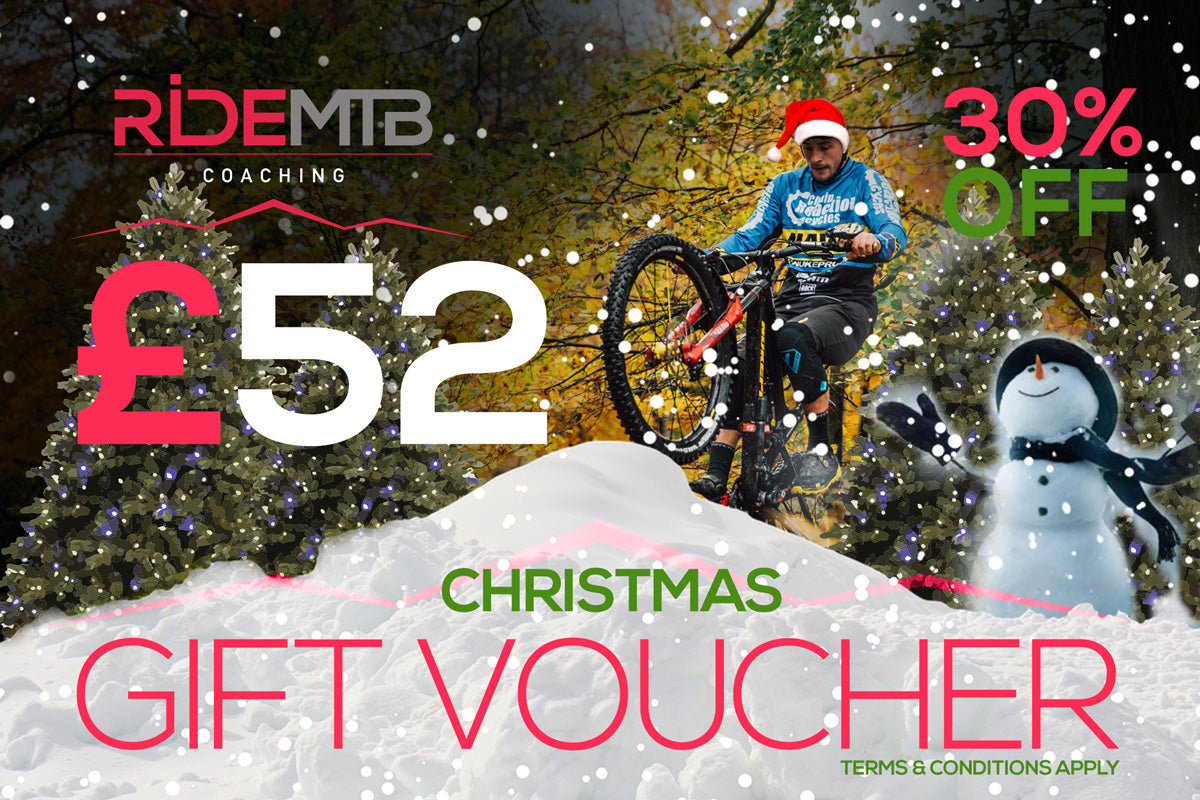 Ride MTB Coaching Special Christmas Offer!