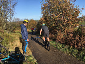 Intermediate MTB Lessons