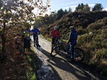 1 to 1 MTB Skills Course and Private Sessions