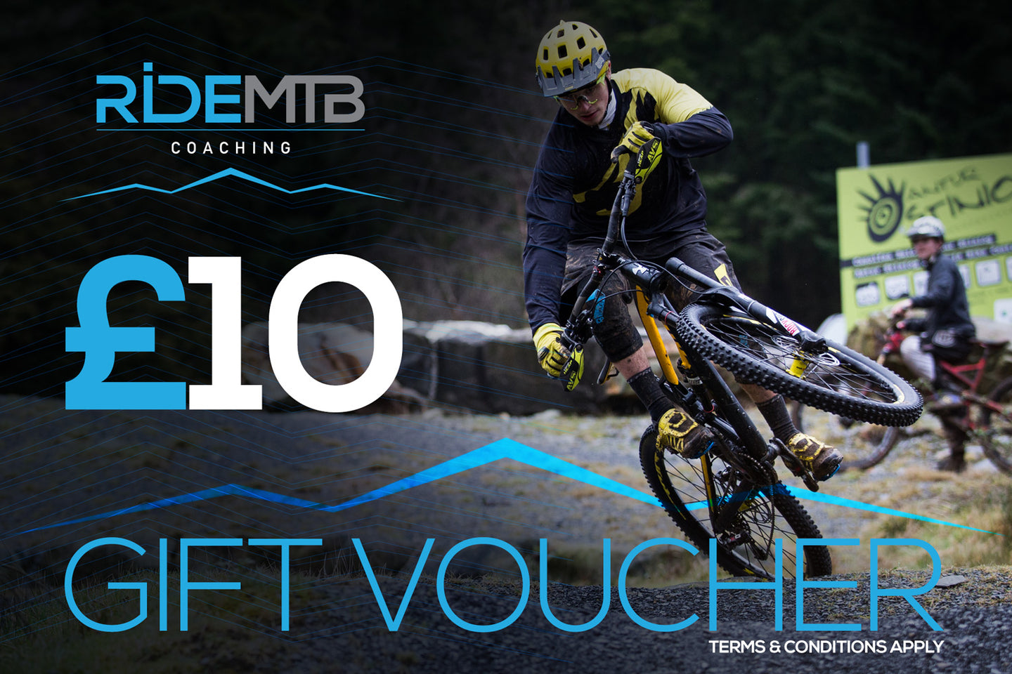 RideMTB Coaching Gift Voucher £10