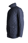 Quilted Banker Coat - with PrimaLoft 133g