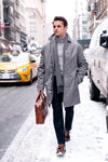 3-SEASON TRENCH COAT