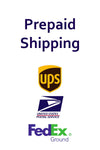 Prepaid Exchange Shipping Label