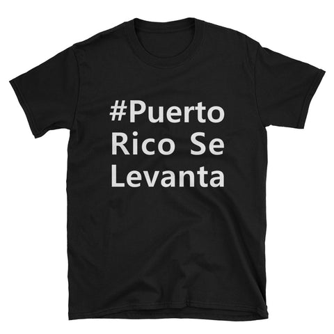 Official #PuertoRicoSeLevanta® T-Shirt