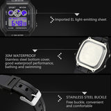 Fashion Military Sport Wristwatch Men Watch Leather Quartz Men's Watch Complete Calendar Watches Clock 533