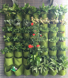 Pocketgarden Hanging Plant Pots Wall