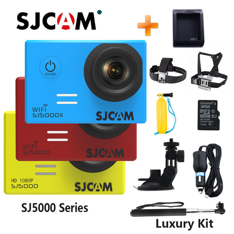 sjcam Action Sport Camera 4K Waterproof
