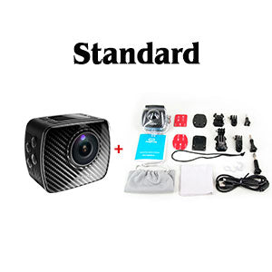 Sport Action camera Magicsee P3 360 Panoramic Camera Dual Lens