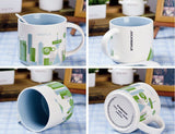 Coffee Mug Global Idol City Collector Series Mugs