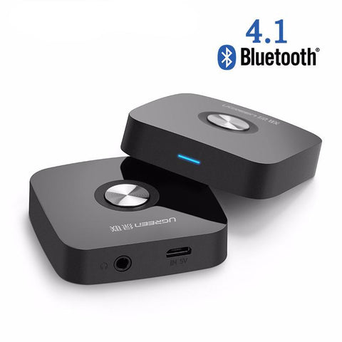 Ugreen 4.1 Wireless Bluetooth Receiver 3.5MM Aux