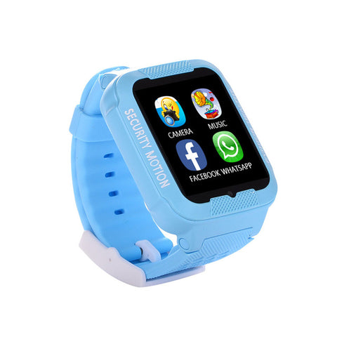 Waterproof Kids children Smart  Watch GPS