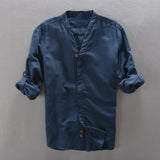 New Arrival Men's Casual Linen Shirts