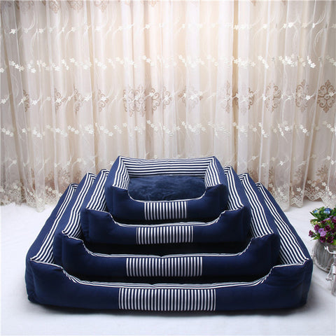 Pet Products for Large Dogs Puppy Dog Bed Mat for Canvas Detachable and Washable