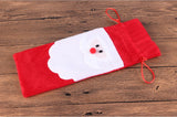 Christmas Decorations Wine Bottle Cover Bag