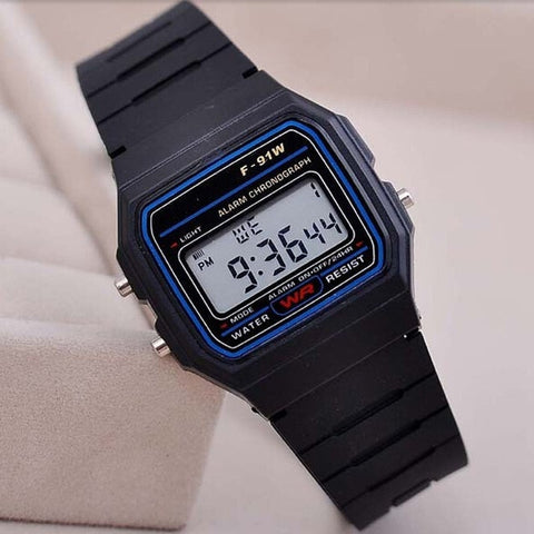 Men Sports Watches Back Light LED Digital Watch Chronograph Shock Double Time Mens Wristwatch.