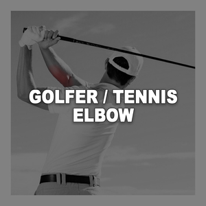 Golfer's/Tennis Elbow