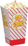 GOLD MEDAL PRODUCTS 2066 500CT 0.8 oz Popcorn Box
