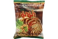 Oriental Style Instant Noodles (Artificial Pa-lo Duck Flavor) - 1.94oz [Pack of 3]