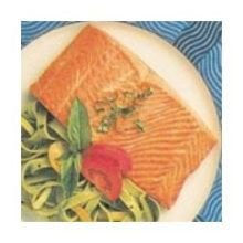 Trident Seafoods Farm Raised Skinless Boneless Atlantic Salmon Fillet - 27 of 6 Ounce Pieces, 10 Pound -- 1 each.