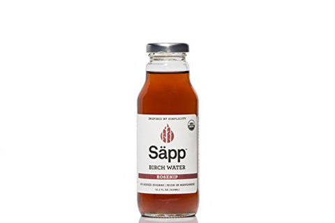 Säpp Birch Water Rosehip, 6 Piece
