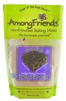Among Friends Brownie Mix, Francies Fudgy Deep Chocolate 13 Oz. Case Of 6