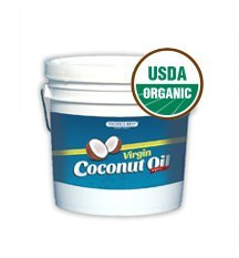 1 Gallon Coconut Oil - 100% USDA Certified Organic Virgin