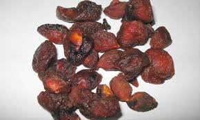 Dry Plum/Alu Bhukara 200g/7oz (Pack of 3)