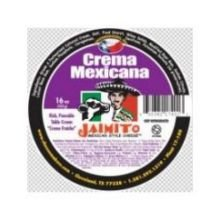 Cheesemakers Mexicana Crema Cheese, 5 Pound -- 2 per case.