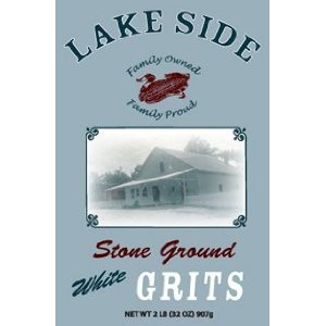 Lakeside Stone Ground Grits 2 Lb Pack of 2