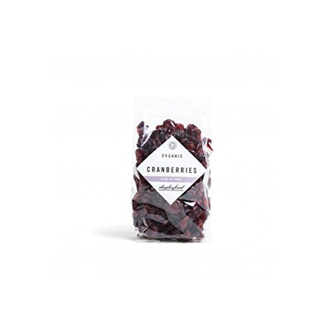 Daylesford Organic Cranberries 250G (Pack of 2)