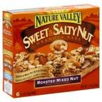 - Nature Valley Sweet & Salty Roasted Mixed Nut Granola Bars 7.4 oz (Pack of 12)
