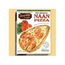 Cilantro Pesto Naan Pizza (Pack of 12) - Pack Of 12