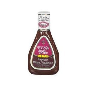 *Ken's Steak House Zesty Italian Salad Dressing 16 oz (Pack of 6)