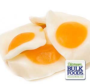 Vidal Large Gummi Fried Eggs - 2.2lb