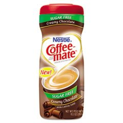 Sugar Free Creamy Chocolate Flavor Powdered Creamer, 4.8 oz
