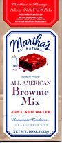 All American Brownie Mix, Just Add Water, 16 Oz.