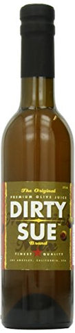 Glass The Original Dirty Sue Premium Olive Juice, 12.69-Ounce Bottles (Pack of 4)