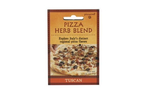 Pizzacraft 1.5oz Pizza Herb Tuscan Blend - PC0501